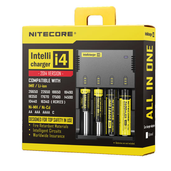 Купить NITECORE I4 Digicharger в Алматы